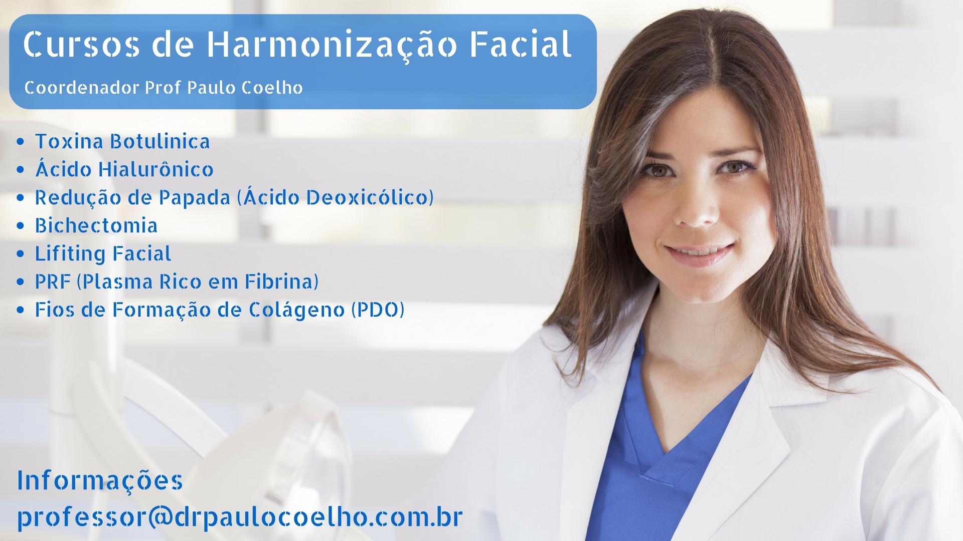 Curso Harmonização Facial