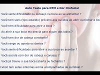 Sintomas DTM